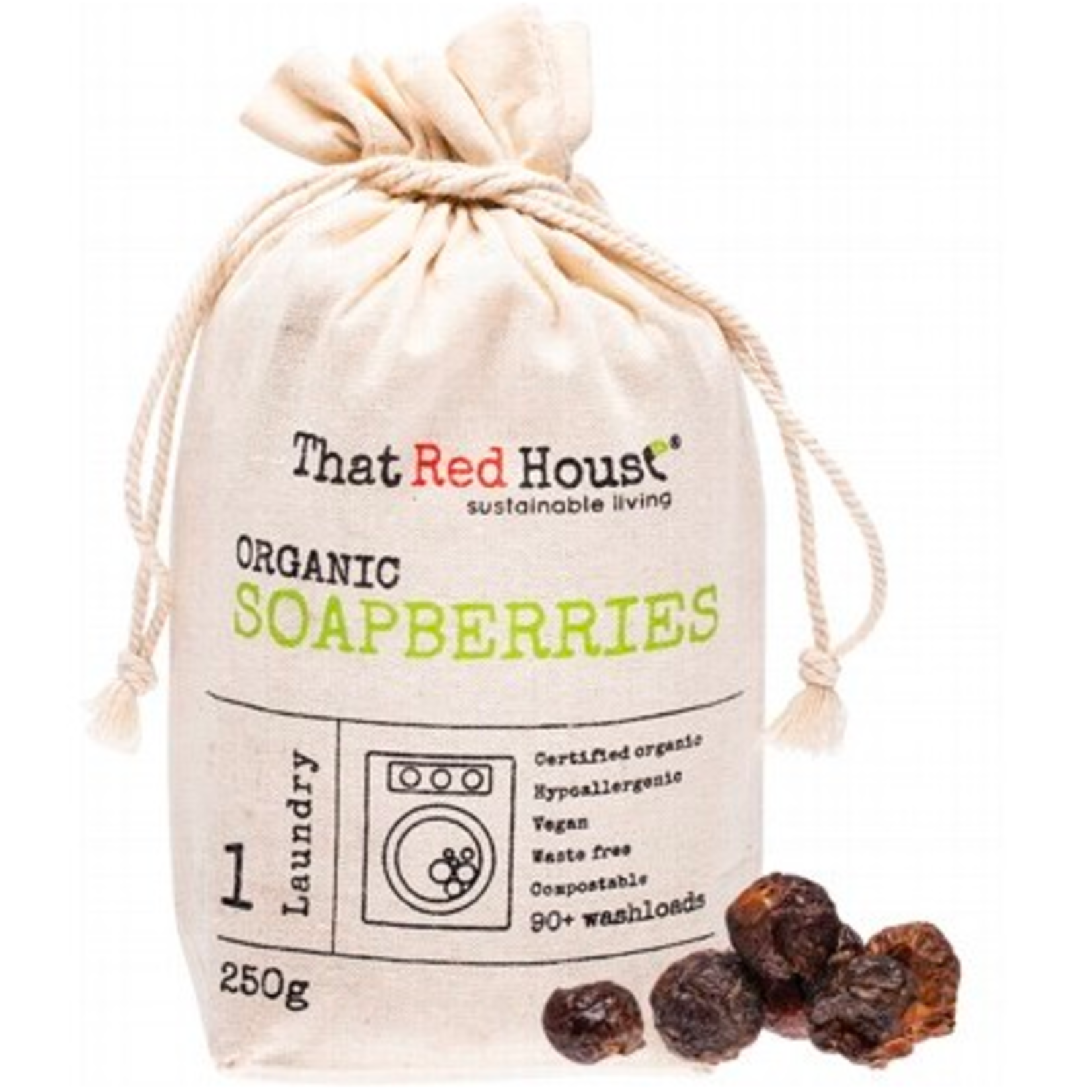 That Red House That Red House Organic Soapberries - 250g