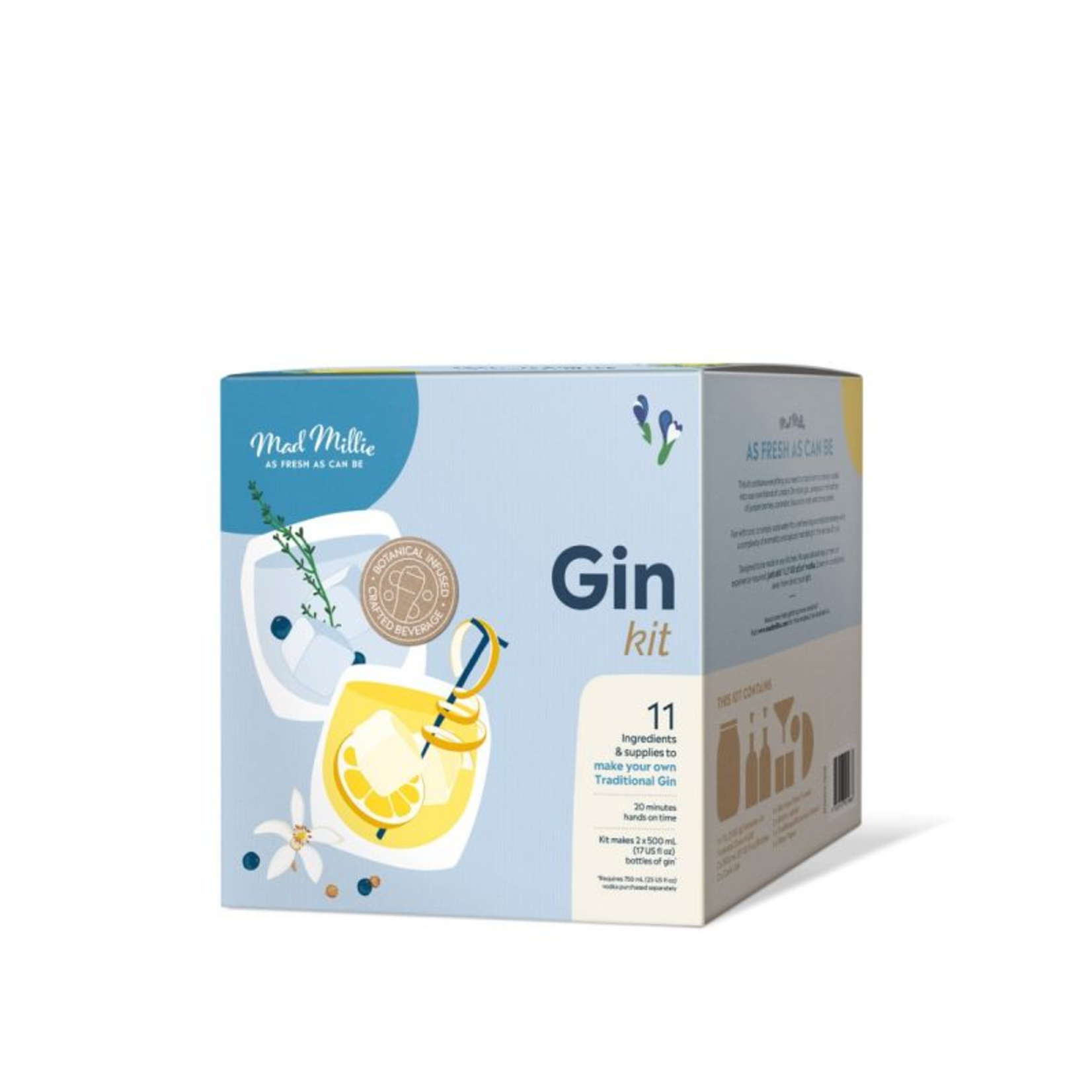 Mad Millie Mad Millie - Gin Kit