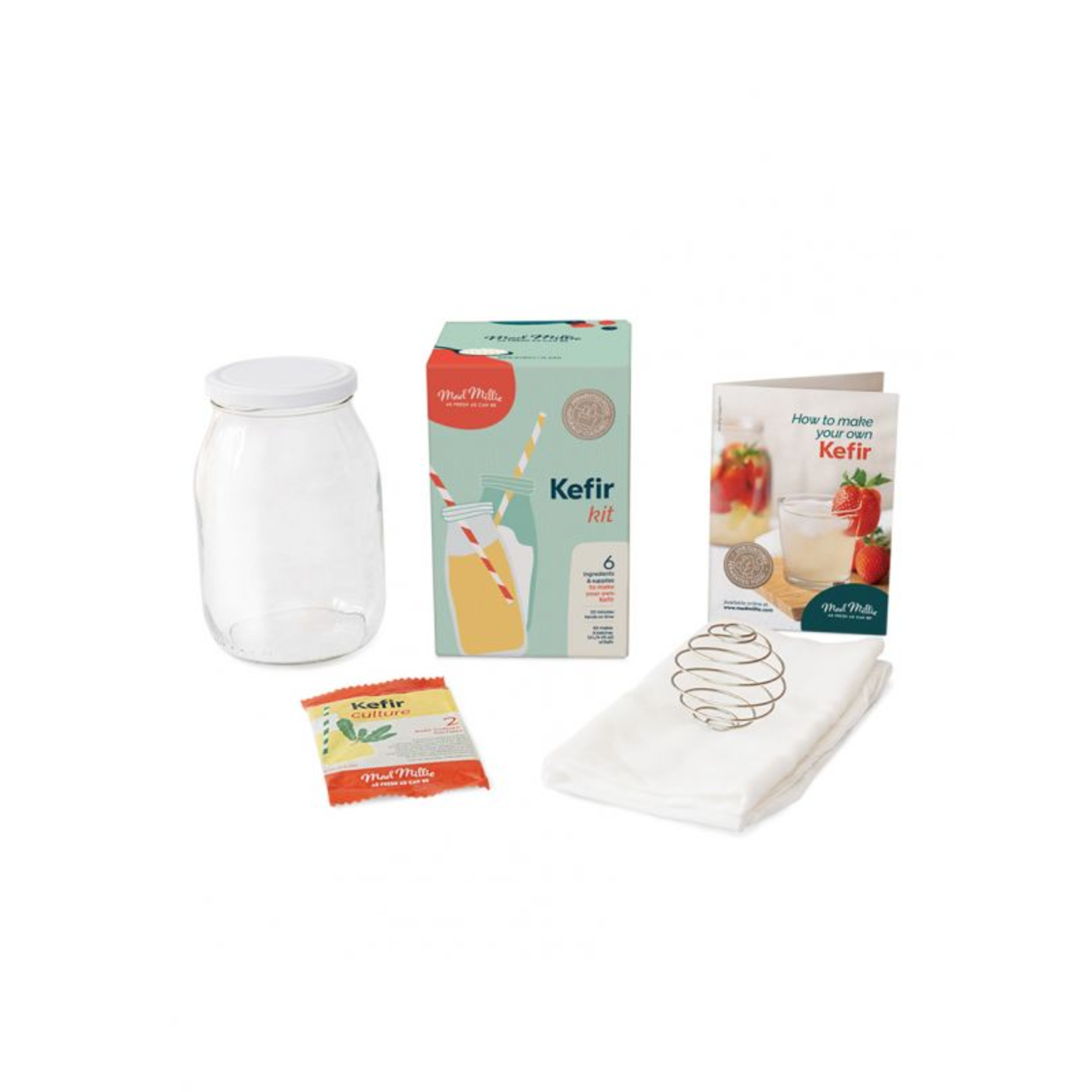 Mad Millie Mad Millie - Kefir Kit