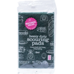 Natural Value Natural Value Heavy Duty Scouring pads x 2pk