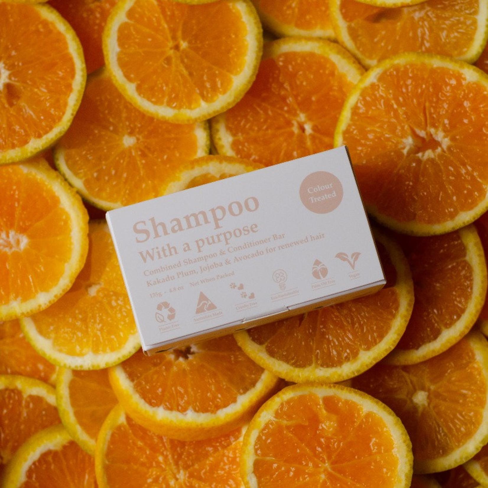 Shampoo With a Purpose Shampoo With A Purpose - Colour Treated