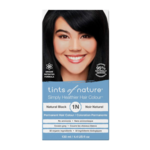 Tints Of Nature Tints Of Nature permanent hair color 1N Natural Black
