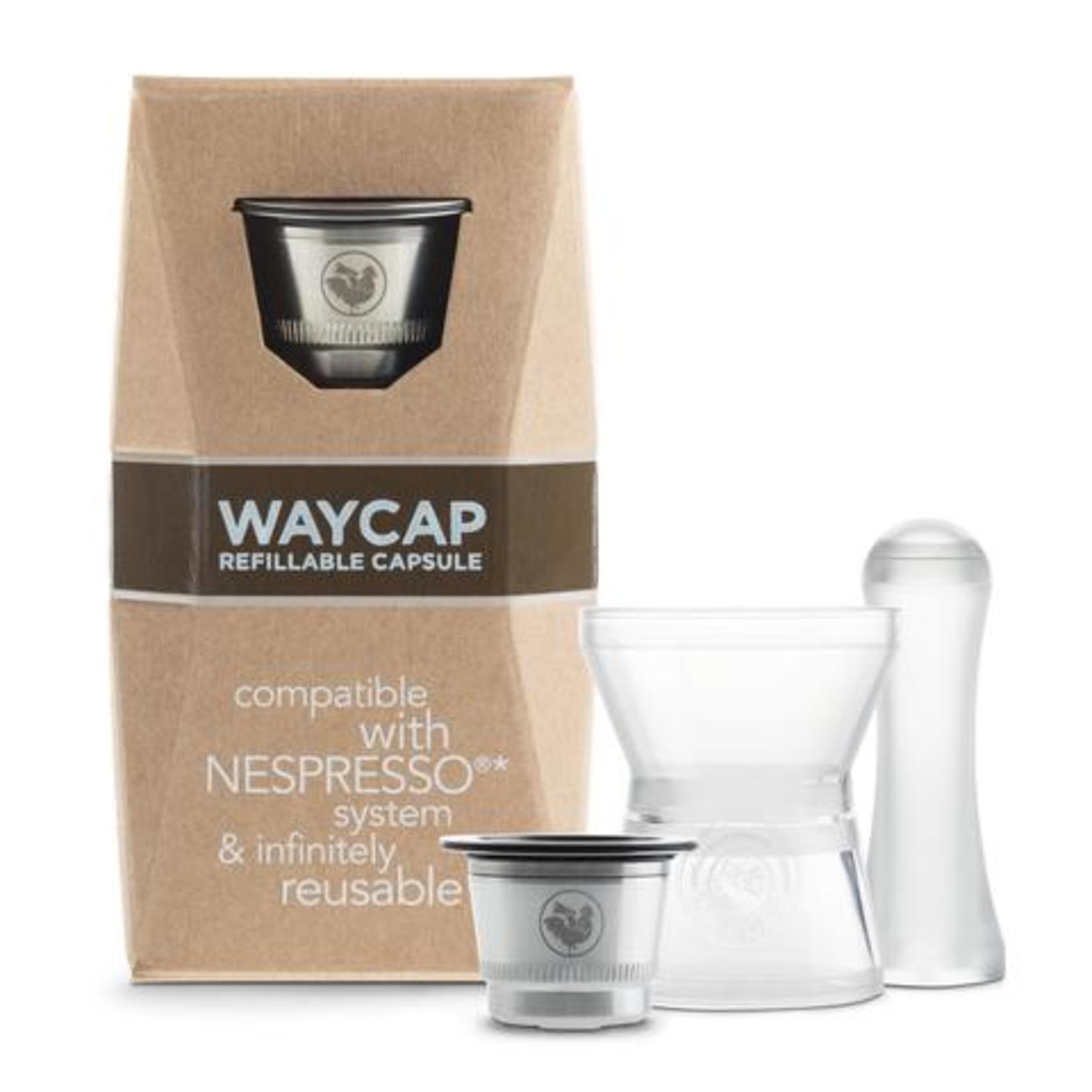 WayCap WayCap EZ Refillable Capsule 1pk