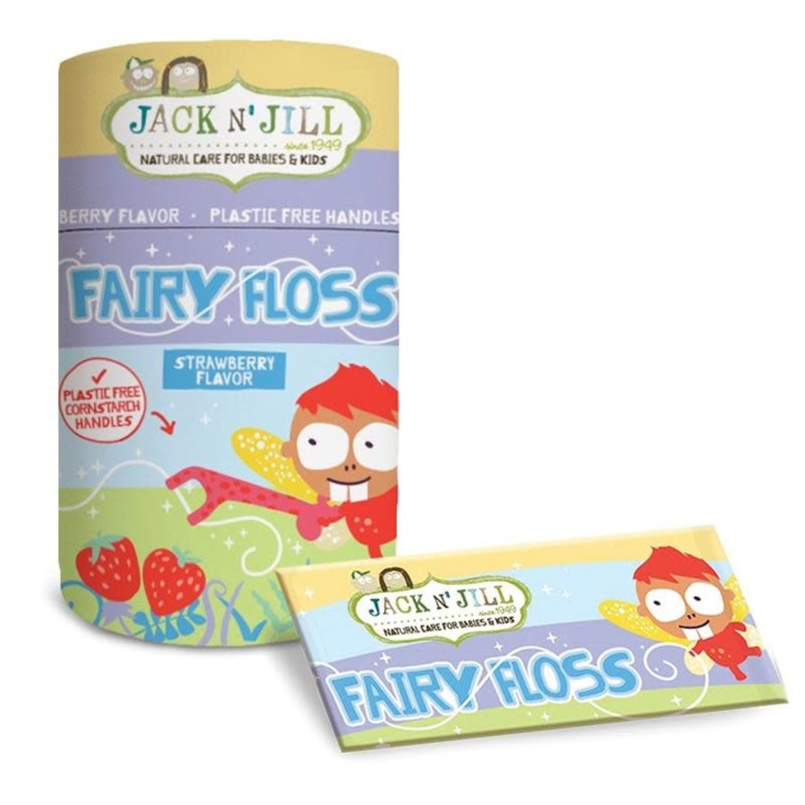 Jack N' Jill Jack N'Jill Kids Fairy Floss