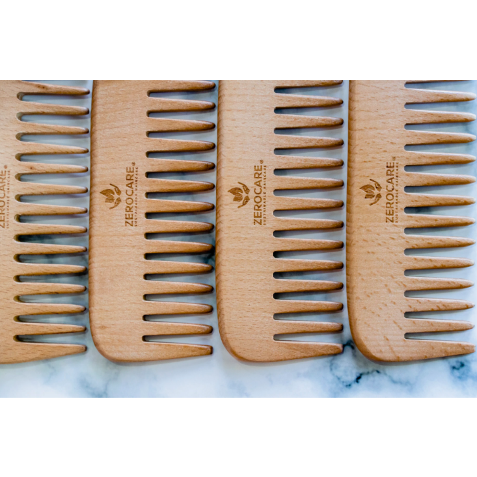 Zerocare Zerocare Bamboo Detangle Comb