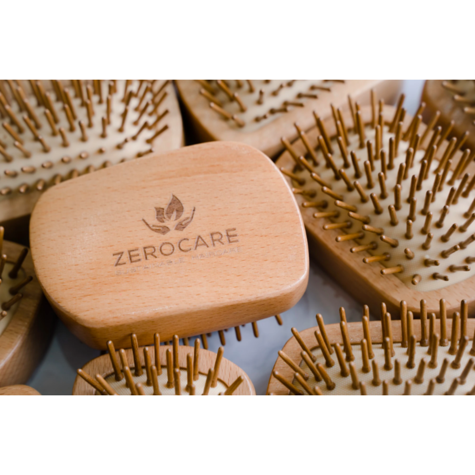 Zerocare Zerocare Bamboo Detangler Brush