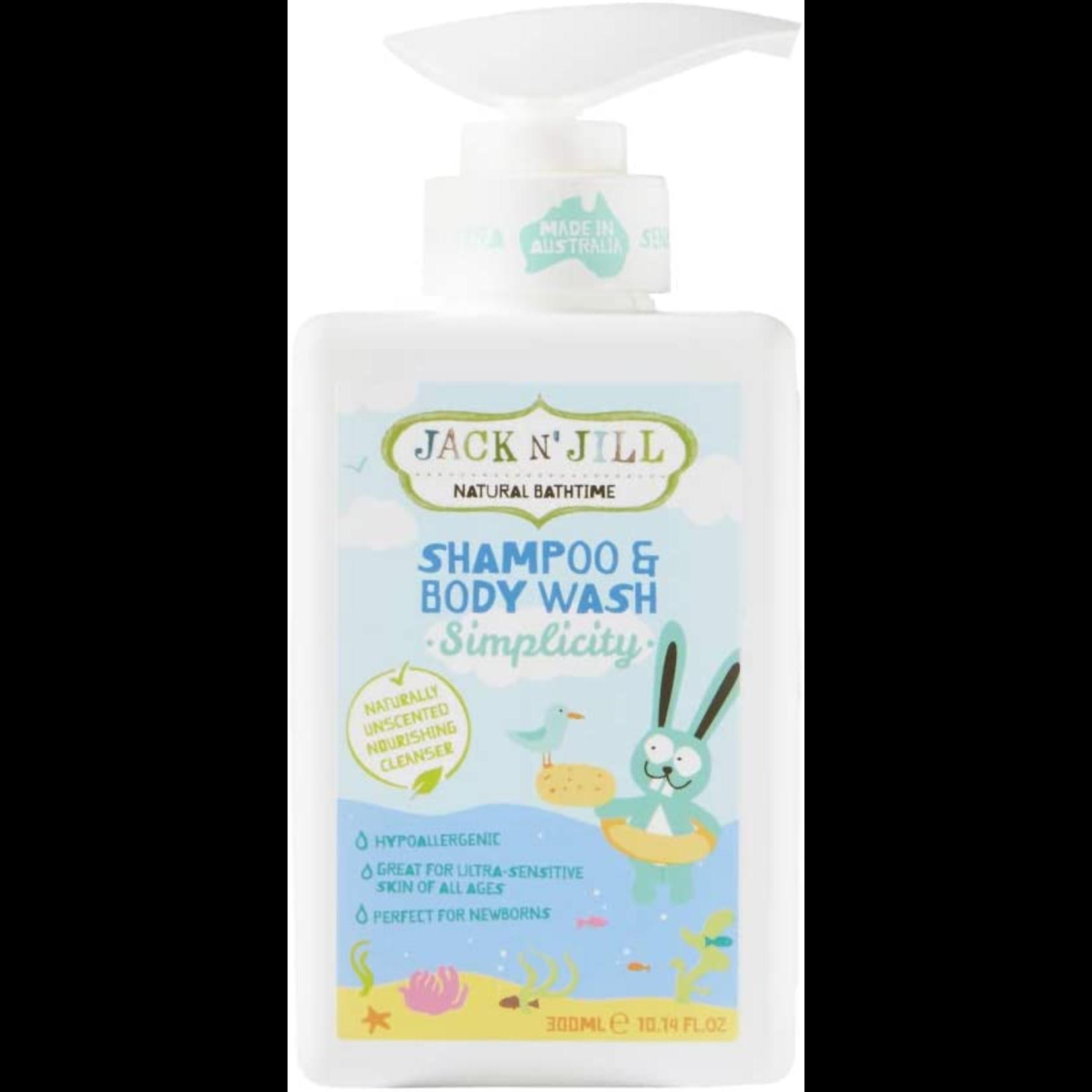 Jack N' Jill Jack N' Jill Shampoo/Body Wash Simplicity