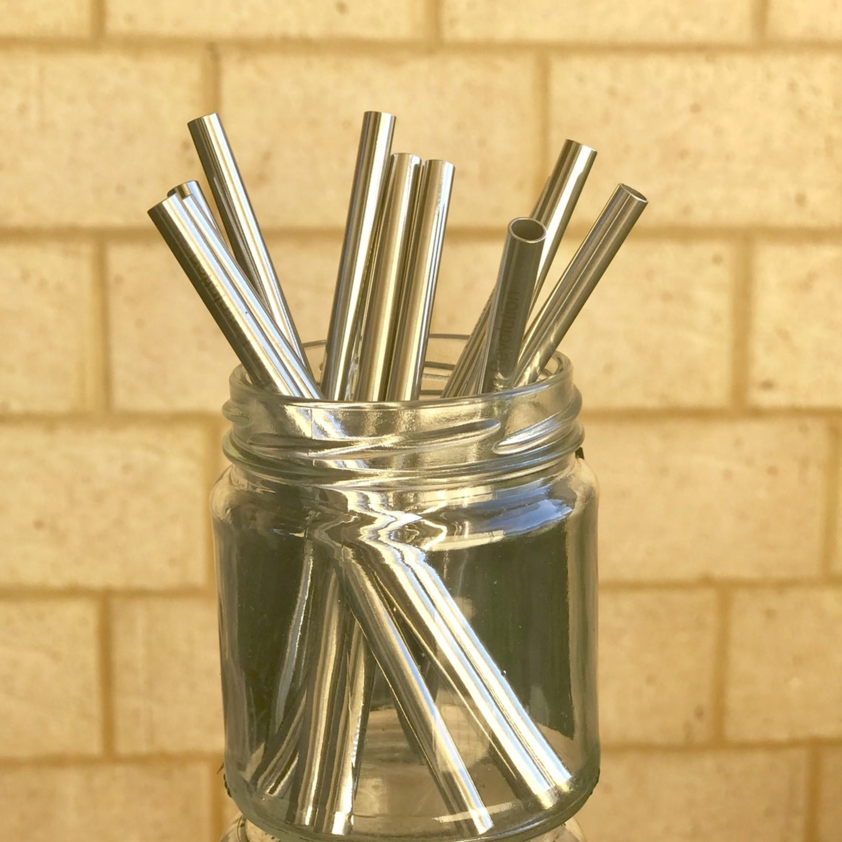 Eco Revolution Eco Revolution Stainless Steel Cocktail Straw