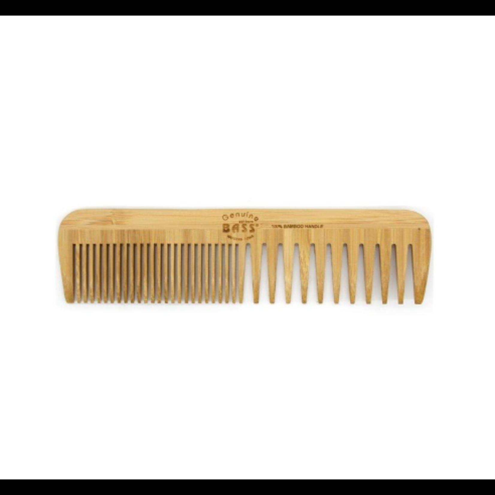 Bass Bass Hair Comb Wide/Fine
