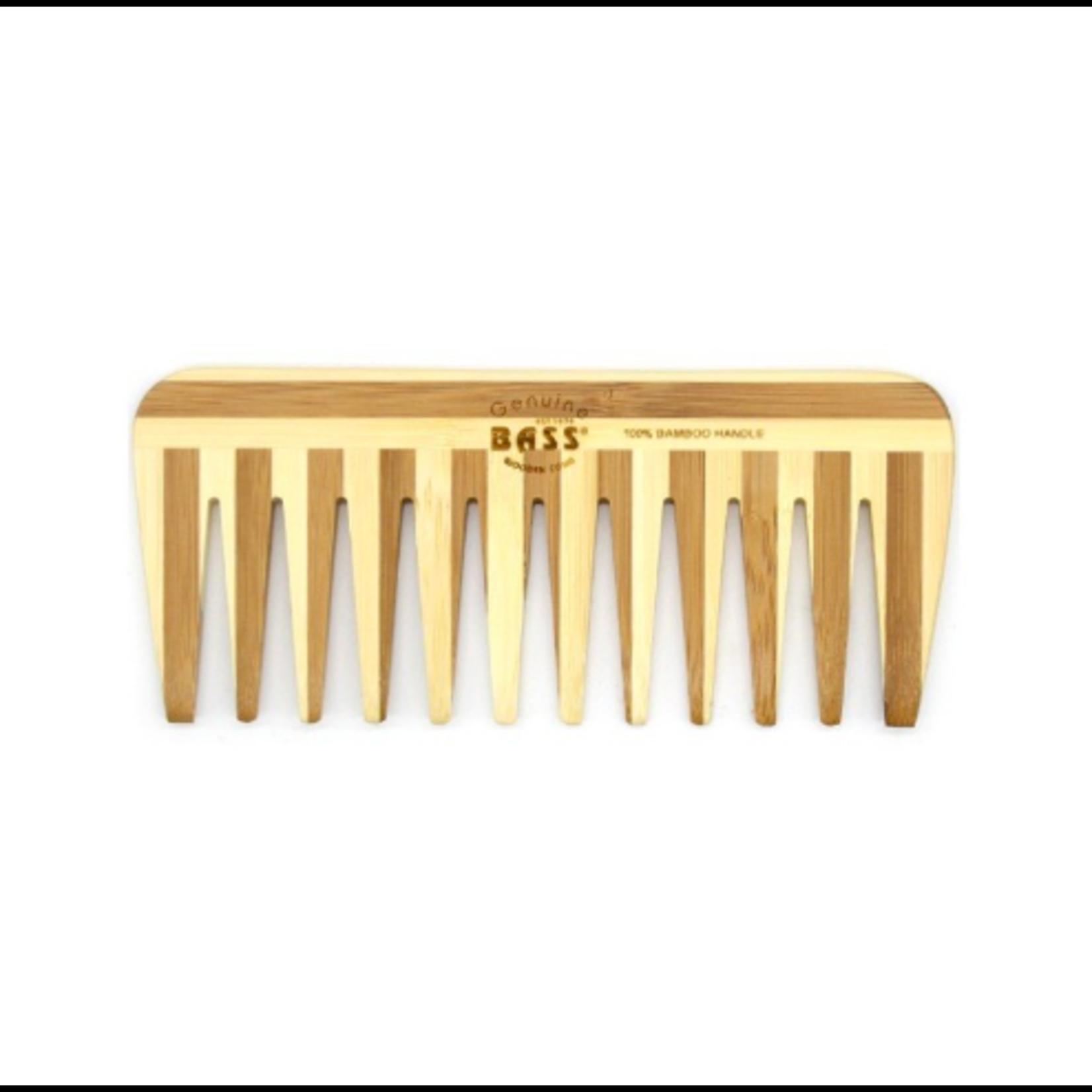 Bass Bass Hair  Comb - Wide