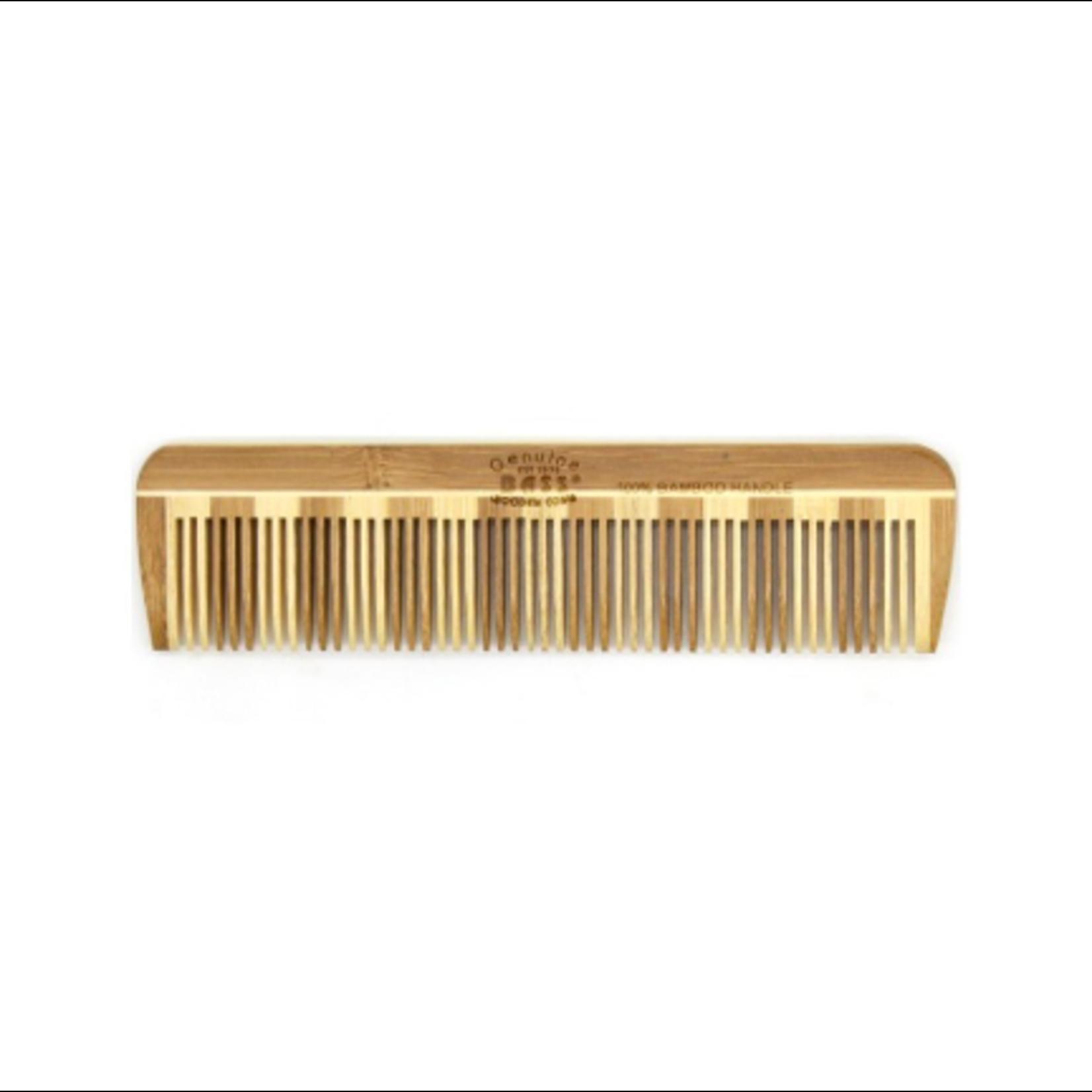 Bass Bass Hair Comb Pocket Size
