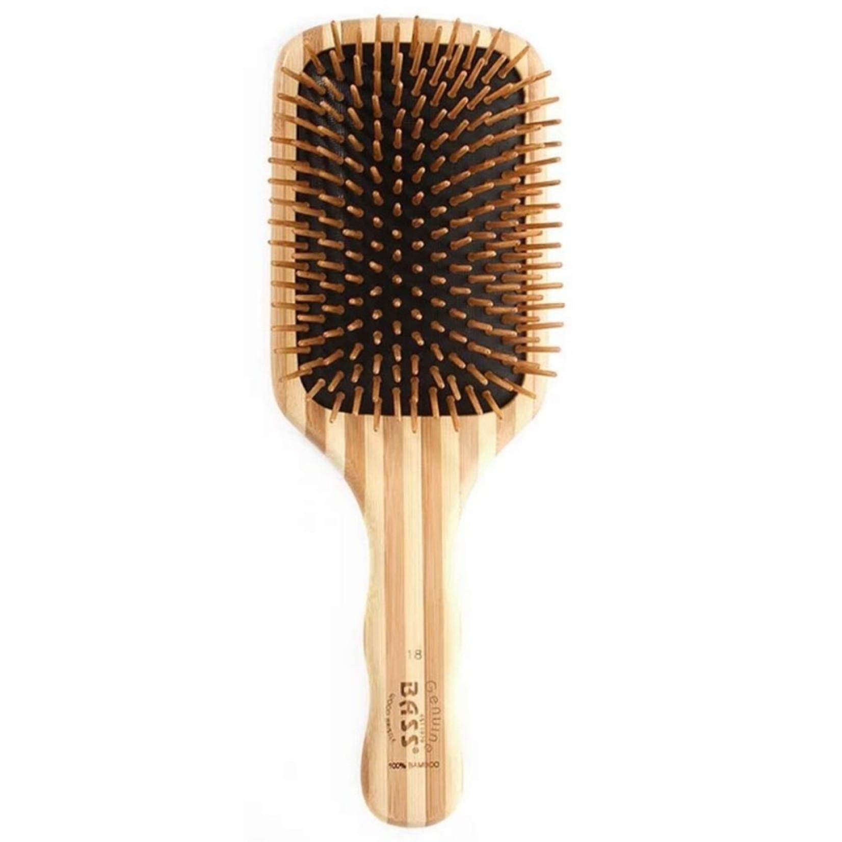 Bass Bass Hair Brush Large Square Paddle