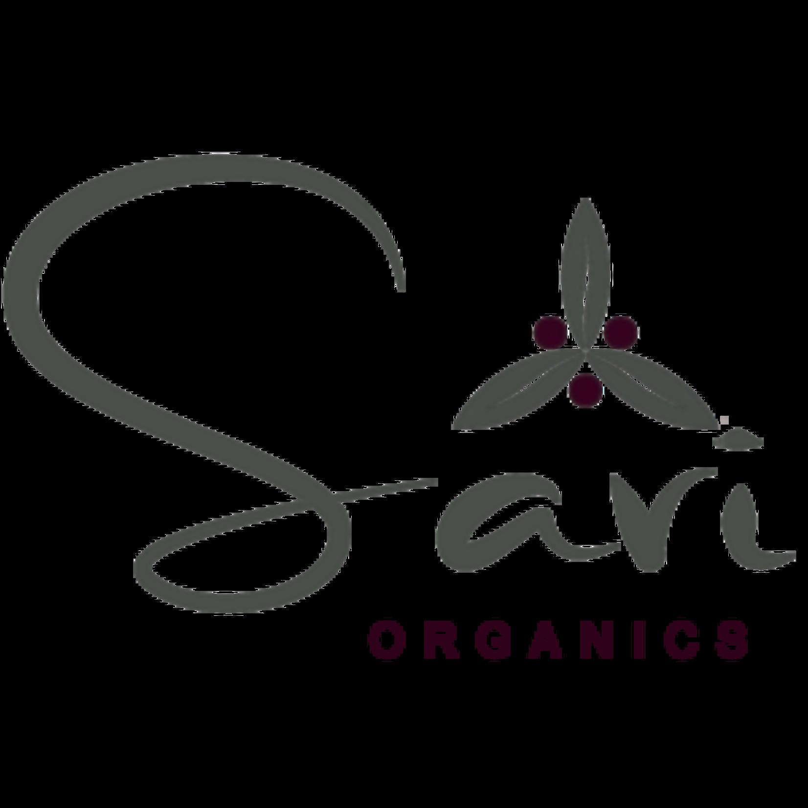 Savi Organics Sari Sandalwood Shampoo Bar 100g