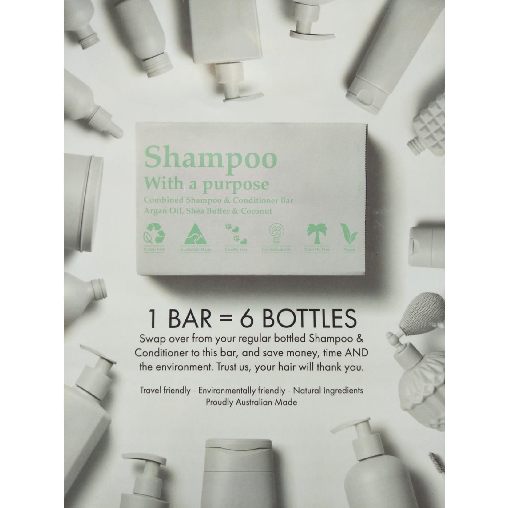 Shampoo With a Purpose Shampoo With A Purpose - Dry/Damaged