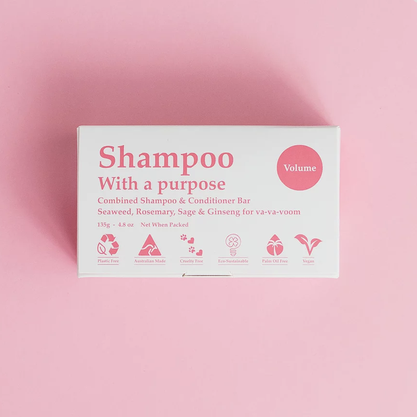 Shampoo With a Purpose Shampoo With A Purpose - Volume