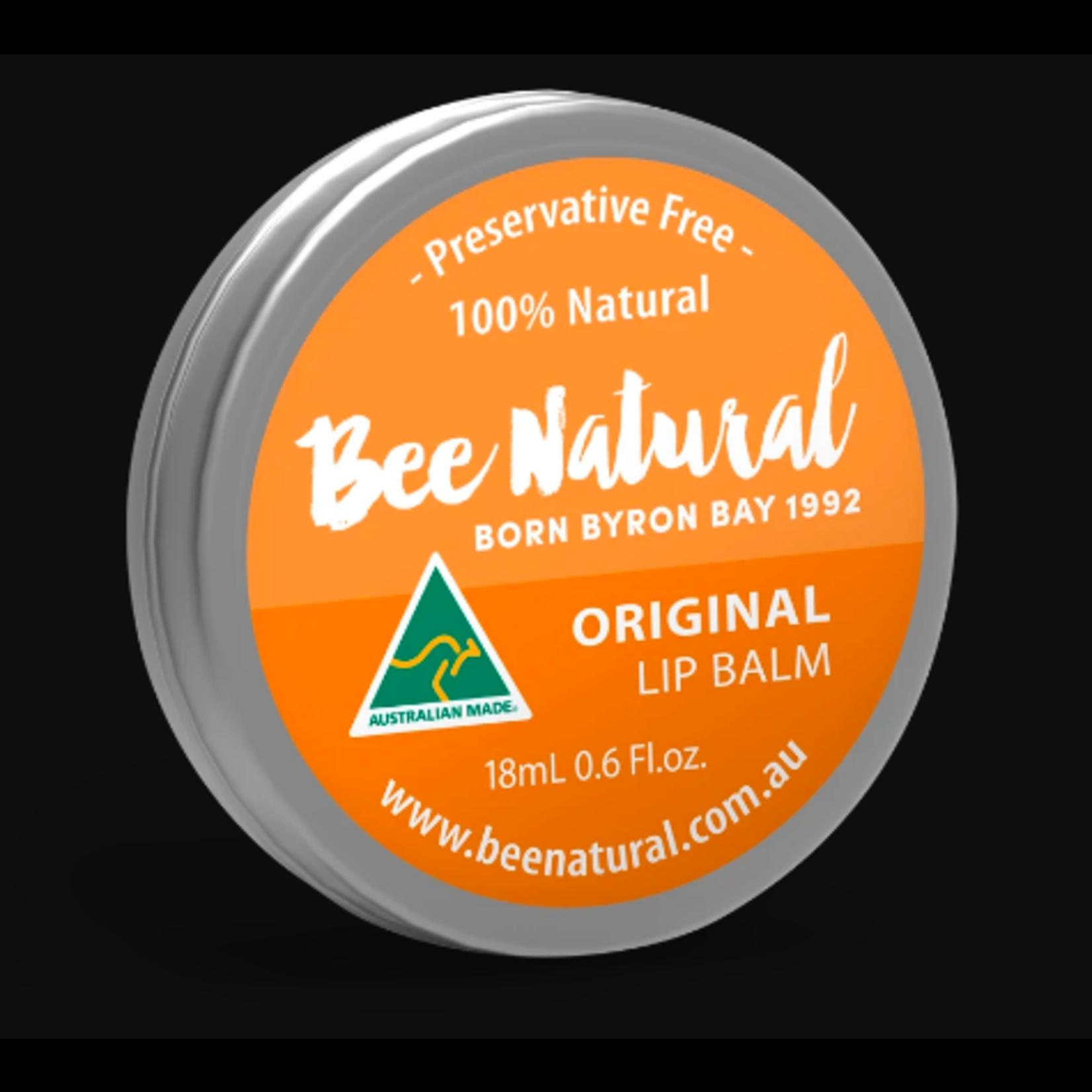 Bee Natural Bee Natural Lip Balm Tin - Original
