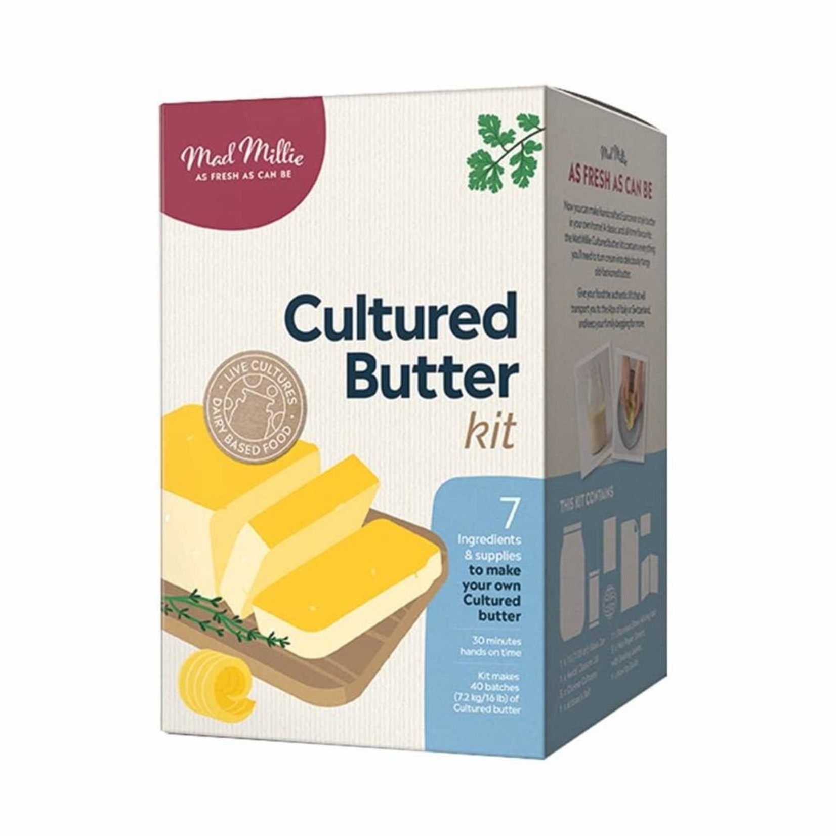 Mad Millie Mad Millie - Cultured Butter