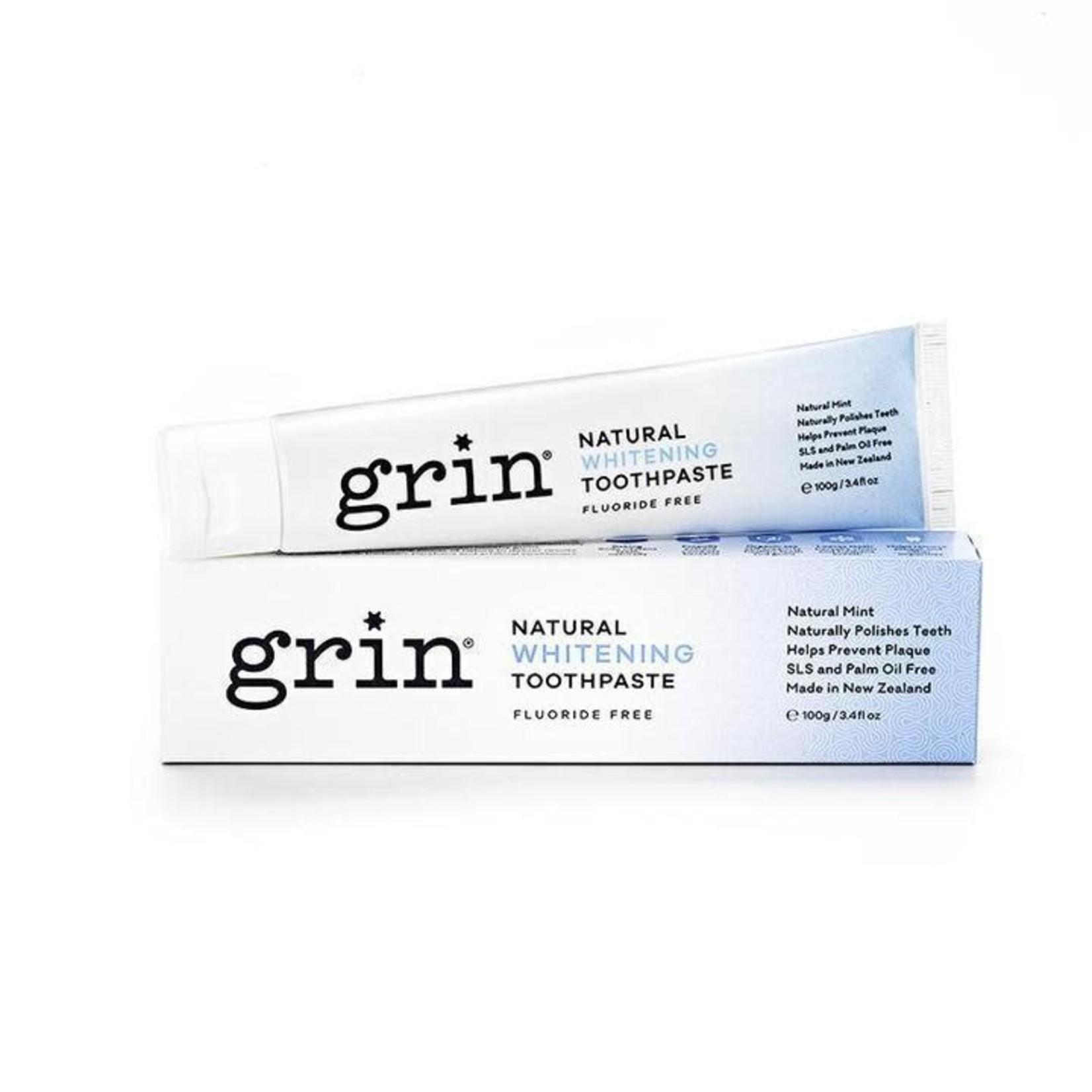 Grin GRIN Toothpaste Whitening