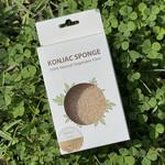Eco Revolution Konjac Sponge Body Walnut Shell