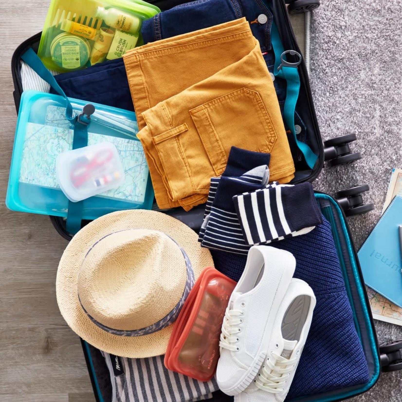 Stasher bag Stasher Bag Half Gallon Aqua