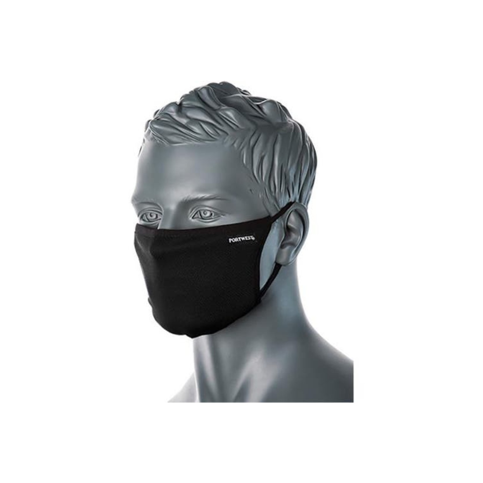 Portwest PortWest 3 Ply Reusable Face Mask