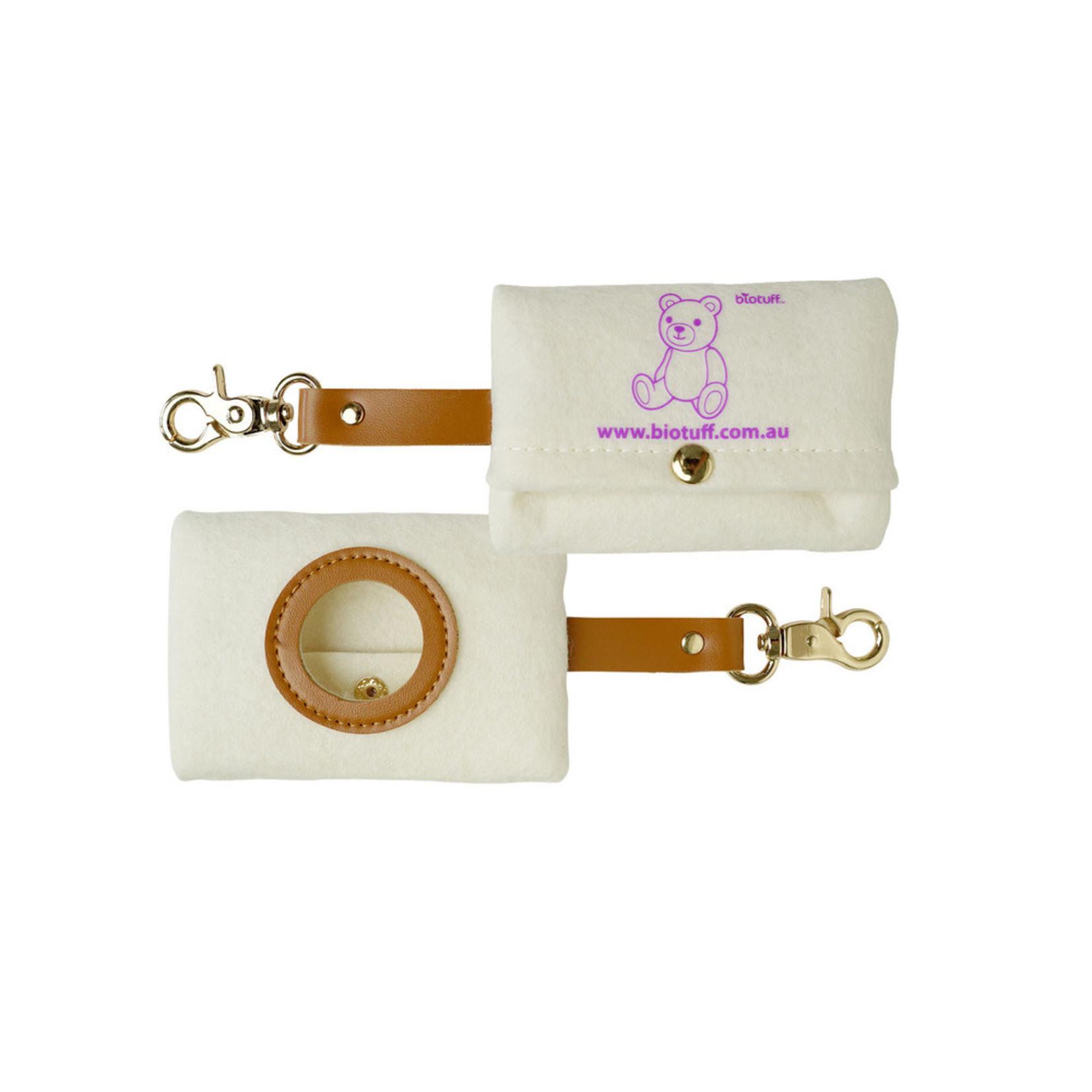 Biotuff Biotuff Nappy Bags & Dispenser (4x10)