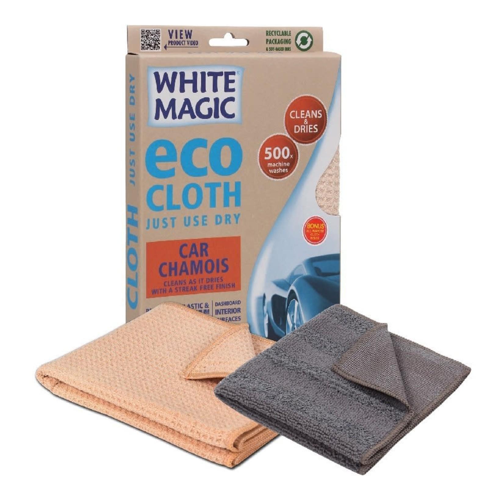 White Magic White Magic Eco Cloth Car Chamois