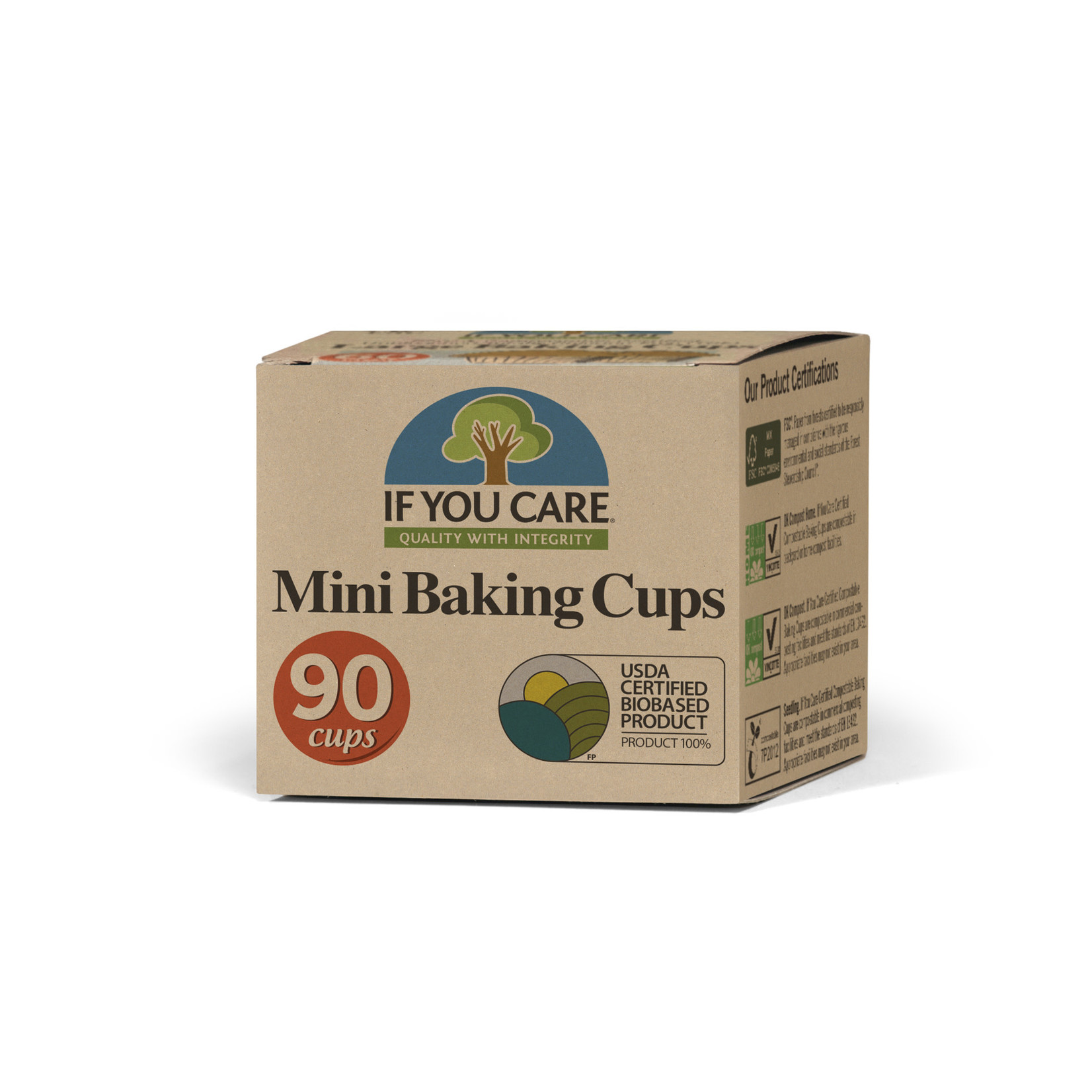 If You Care If You Care Baking Cups