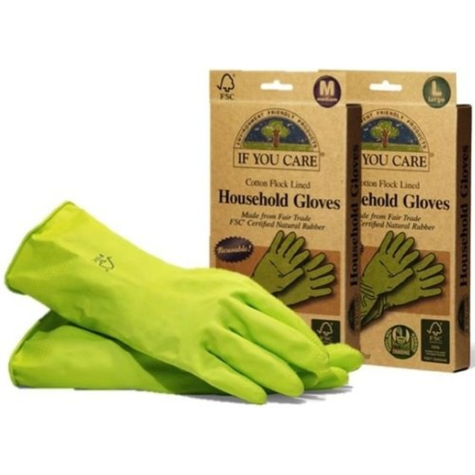 If You Care If You Care Household Gloves