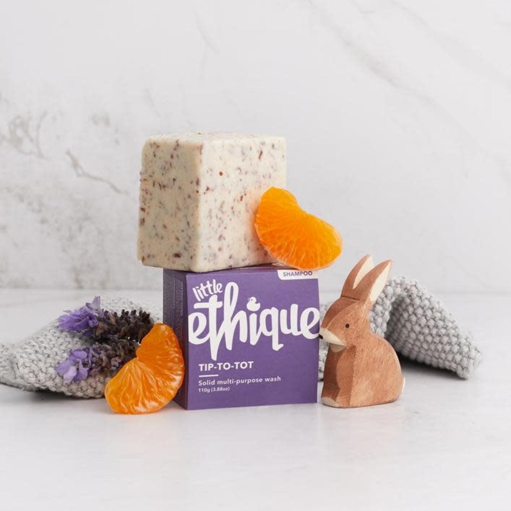 Ethique Ethique Kids Shampoo & Bodywash  Tip-to-Tot