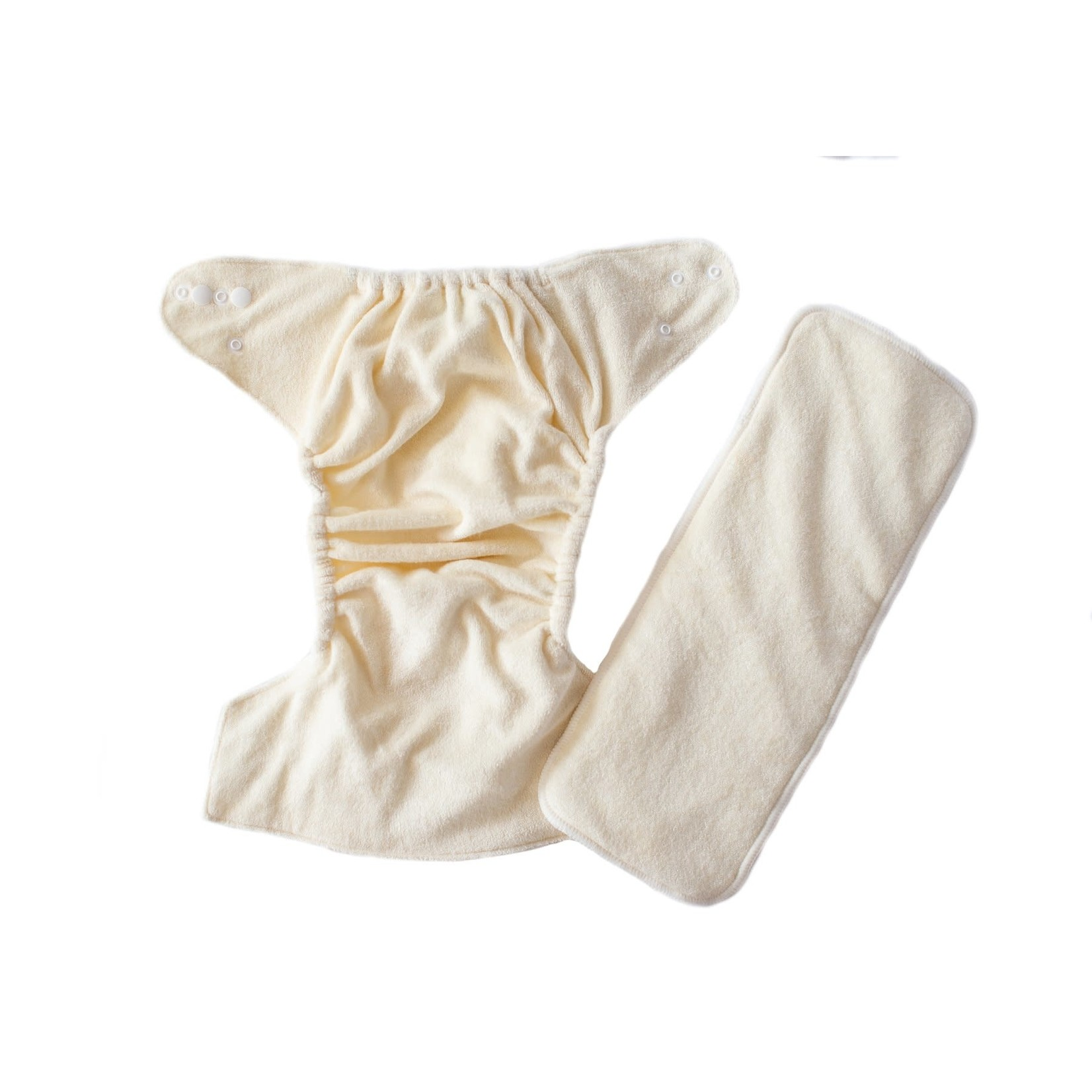 Luvme Pandas by Luvme Bamboo Reusable Cloth Nappy