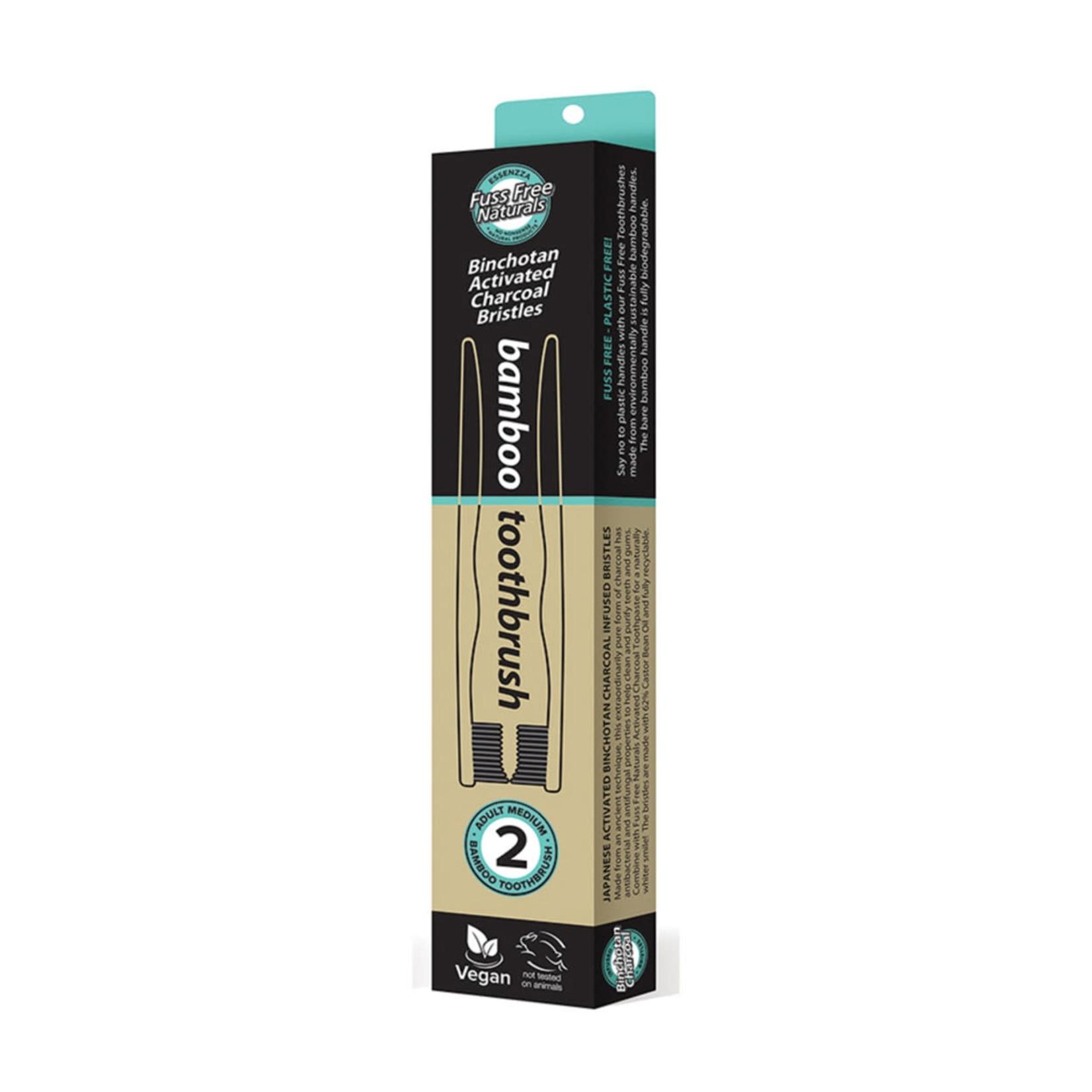 Fuss Free Naturals Fuss Free Naturals Bamboo Toothbrush