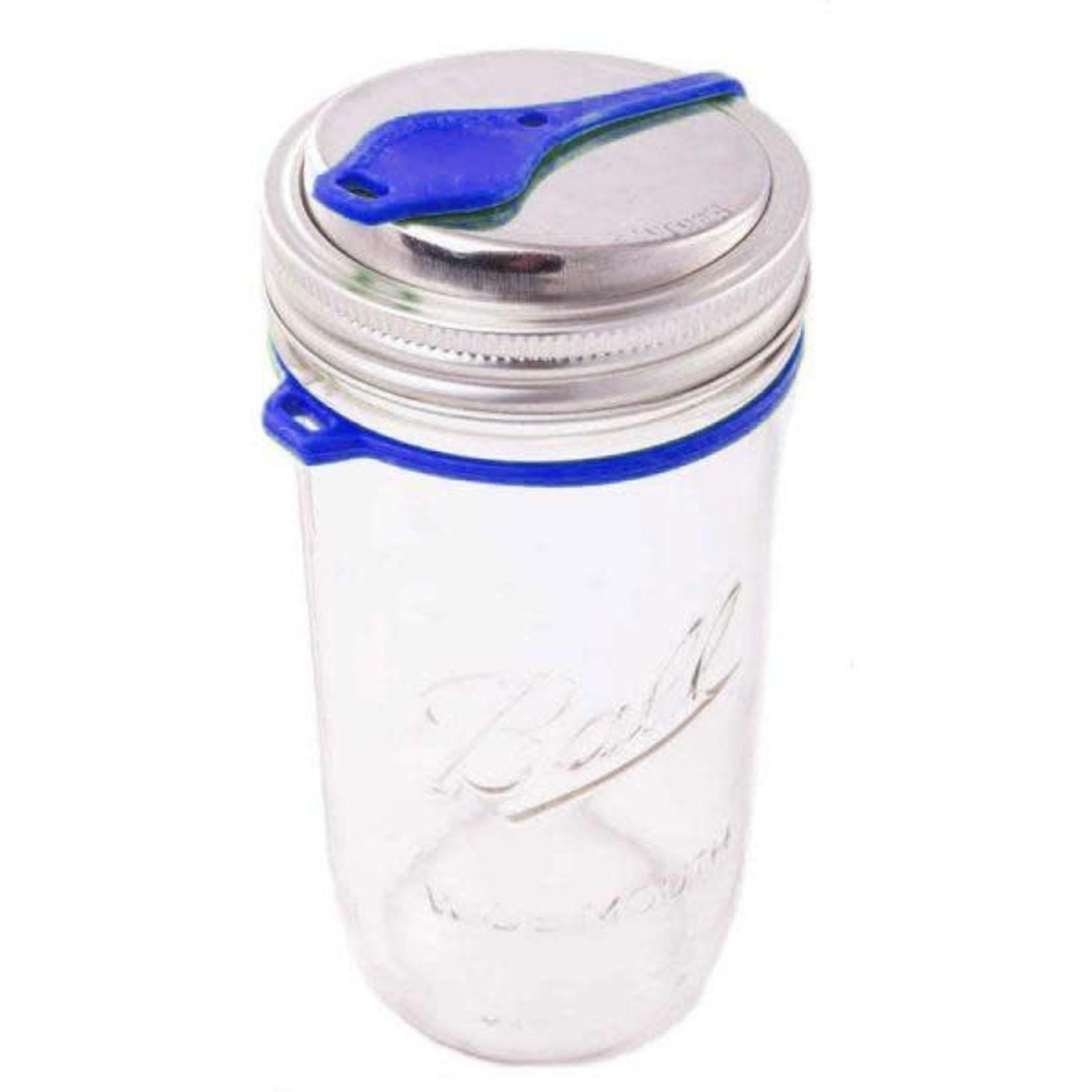 Eco Jarz EcoJarz Glass Bubble Tea Cup Pop Top Kit