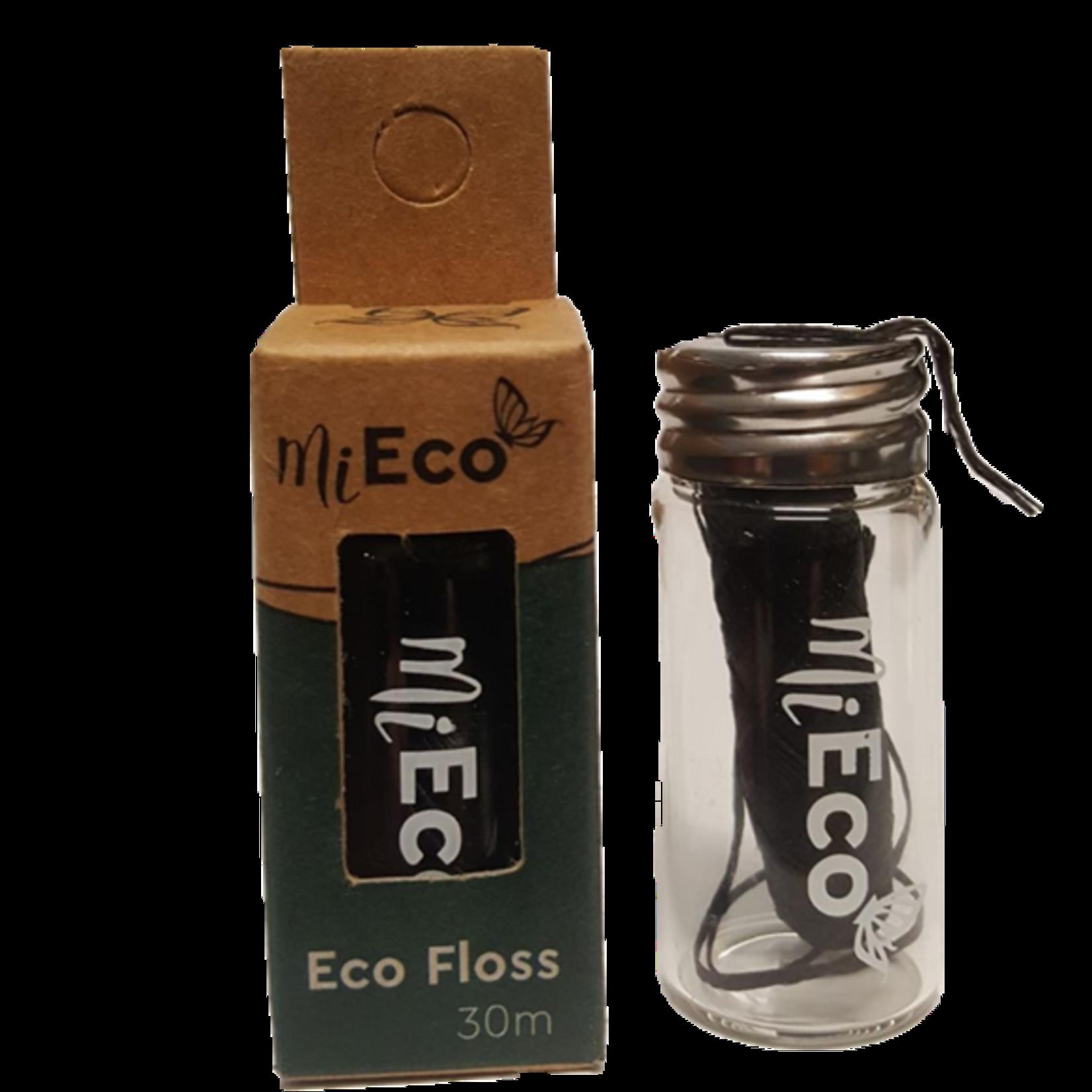 Mieco Mieco Eco Floss Activated Charcoal