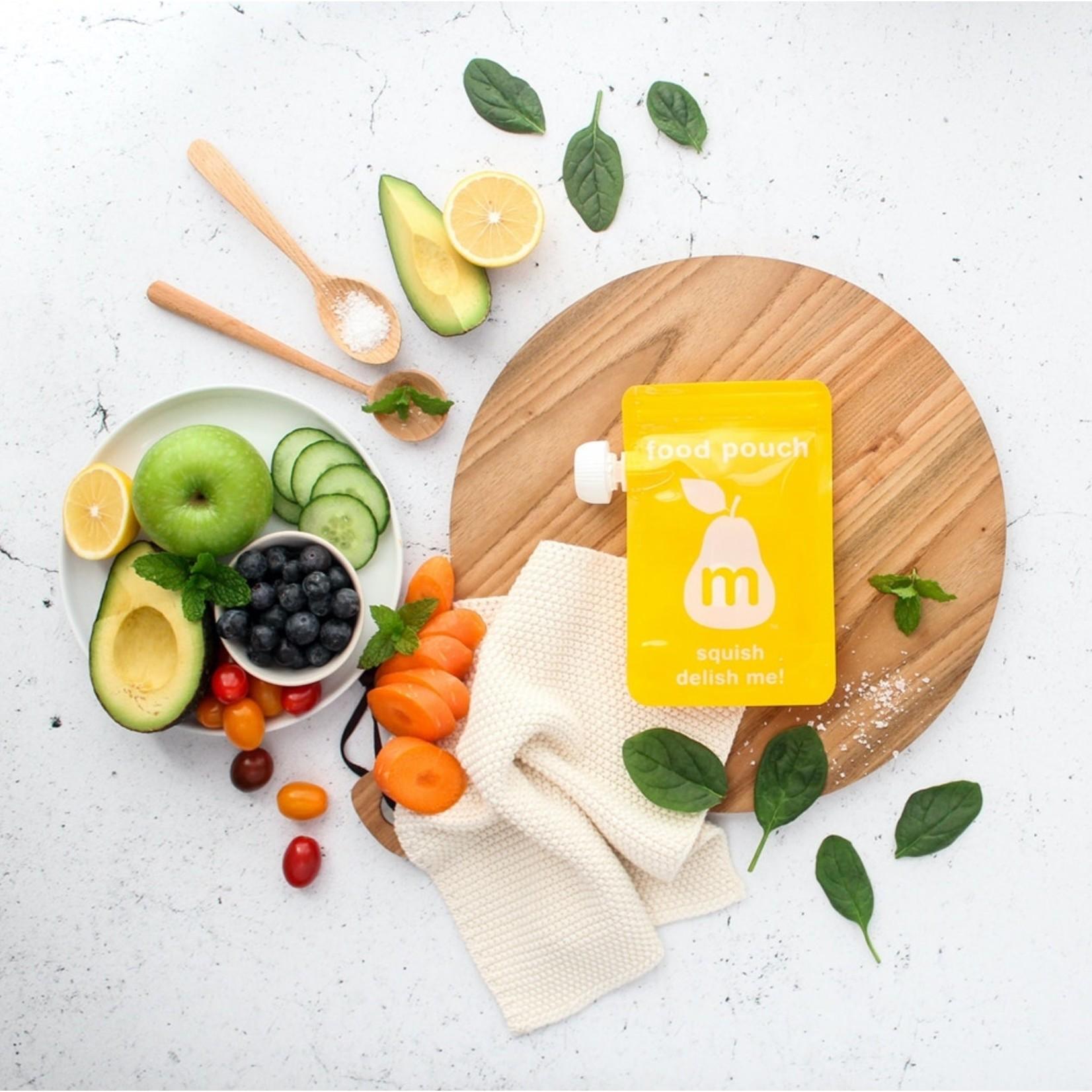 Munch Munch Reusable Food Pouch