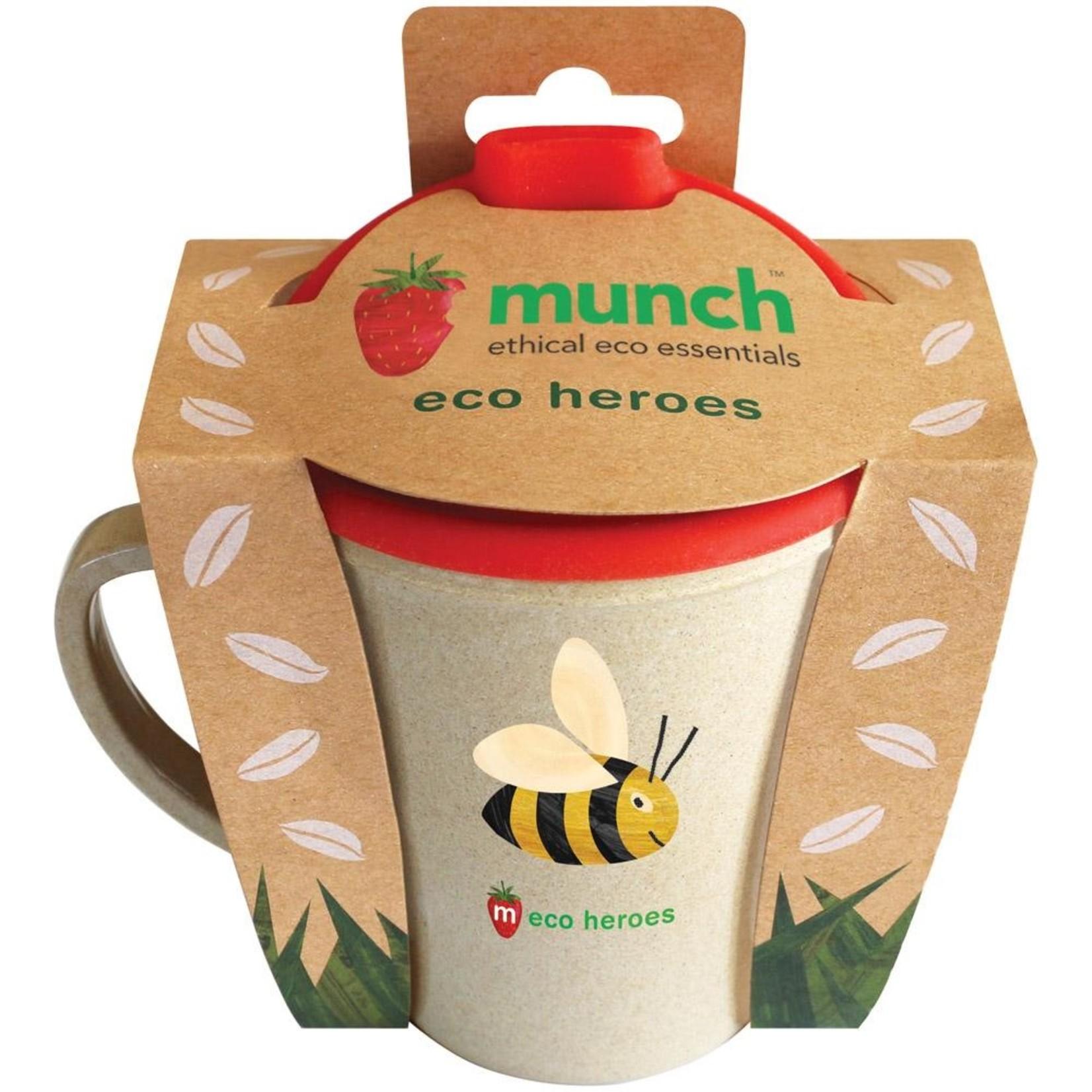 Munch Munch Eco Hero Toddler Cup