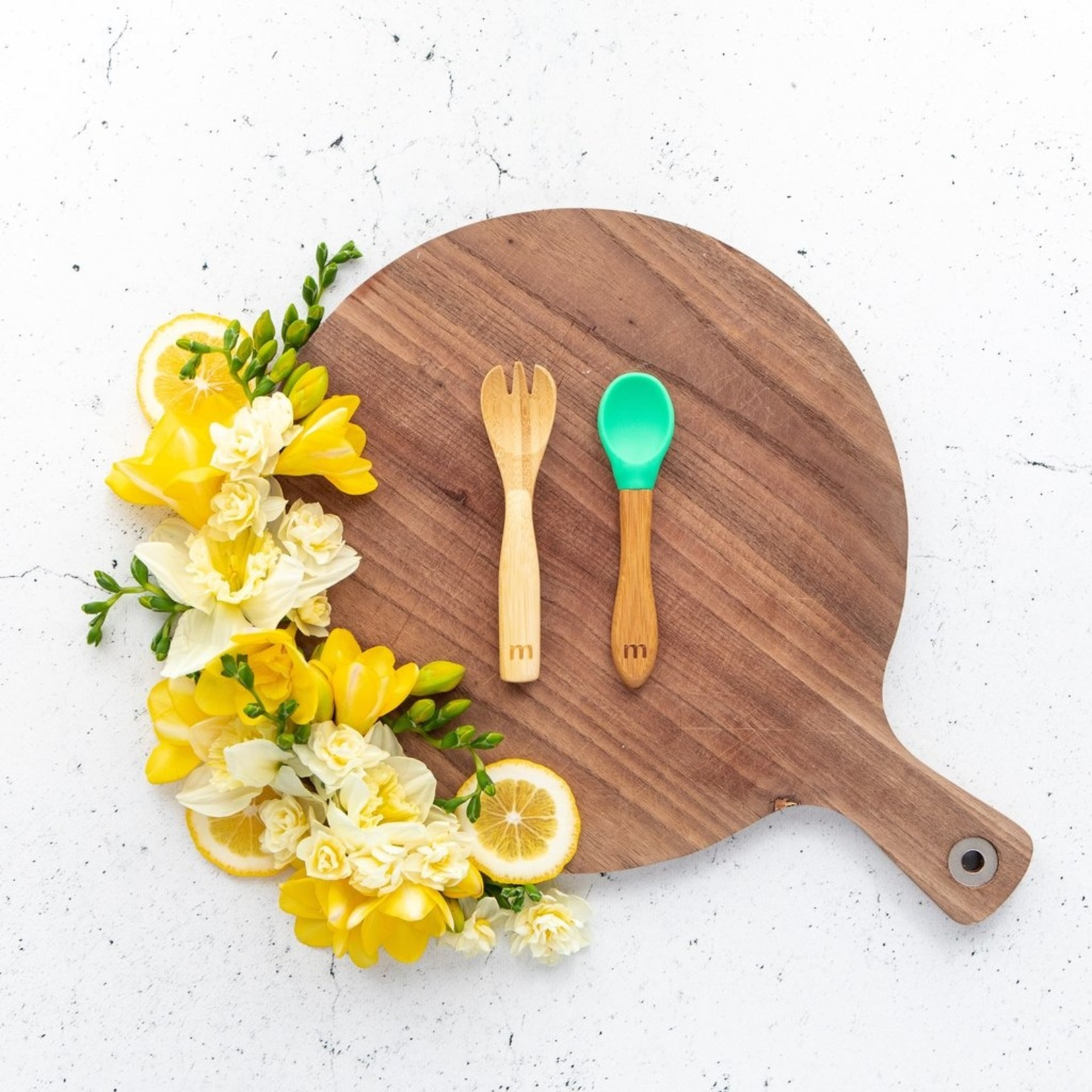 Munch Munch Bamboo Cutlery Set