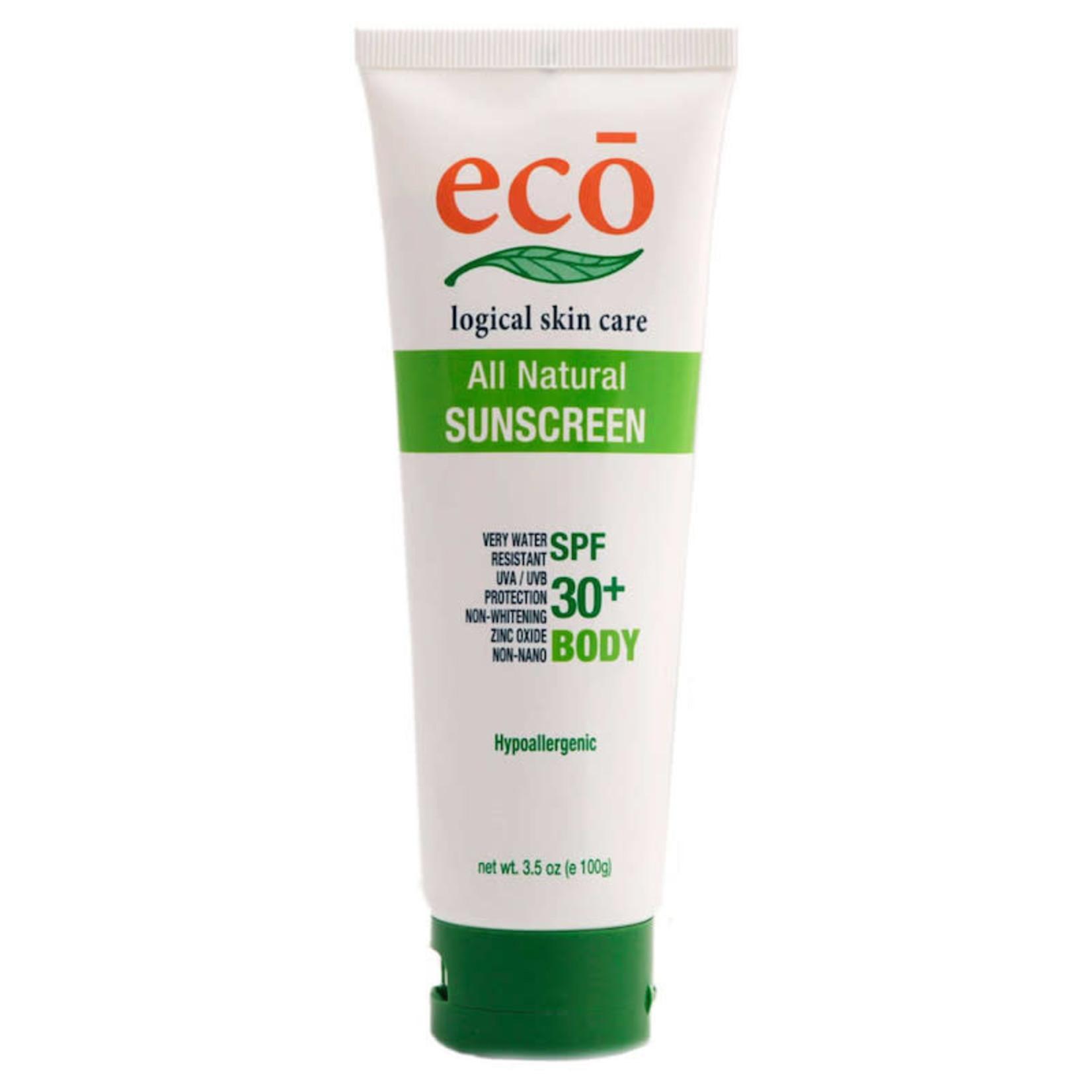 Ecological Ecological Sunscreen Body