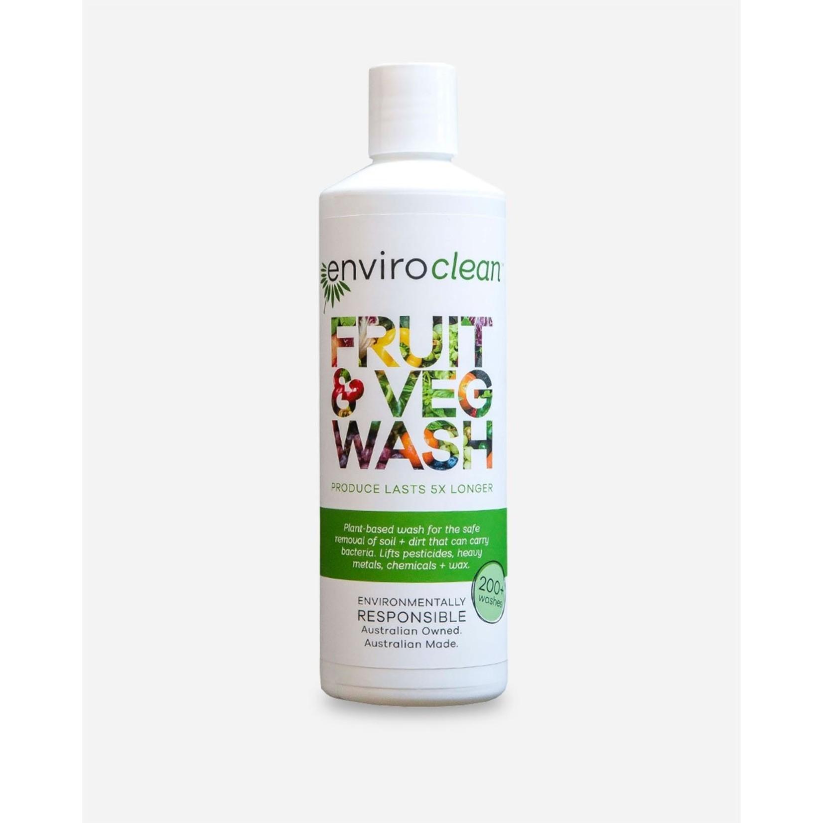 EnviroClean Enviroclean Fruit and Veg Wash 500ml