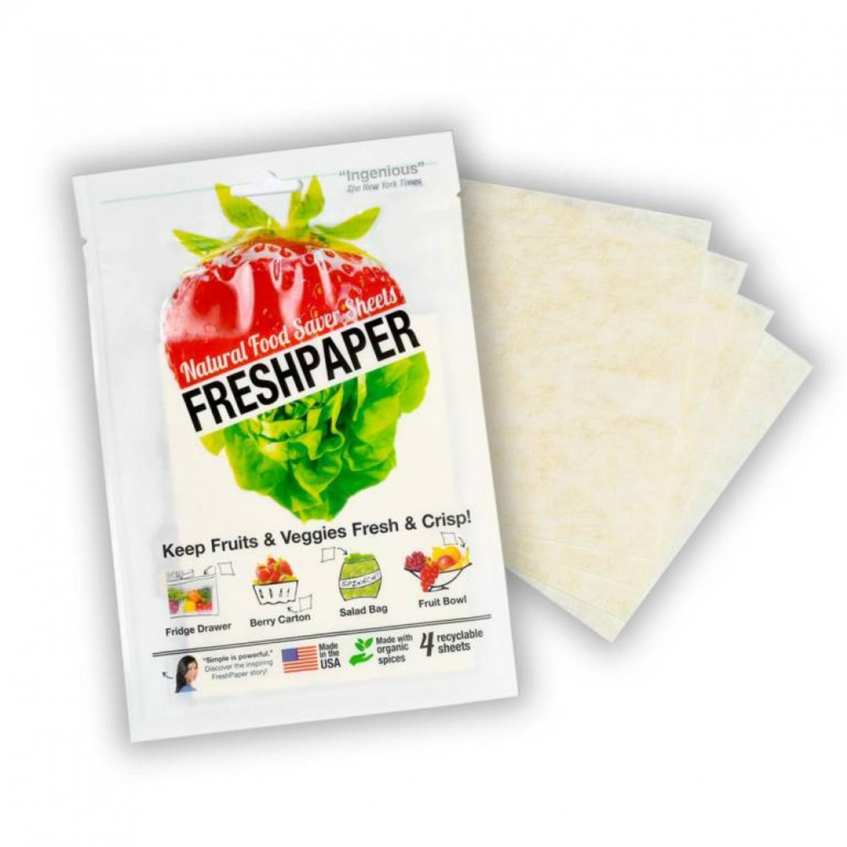 Freshpaper Freshpaper Food Saver Sheets - Fruit & Vegs