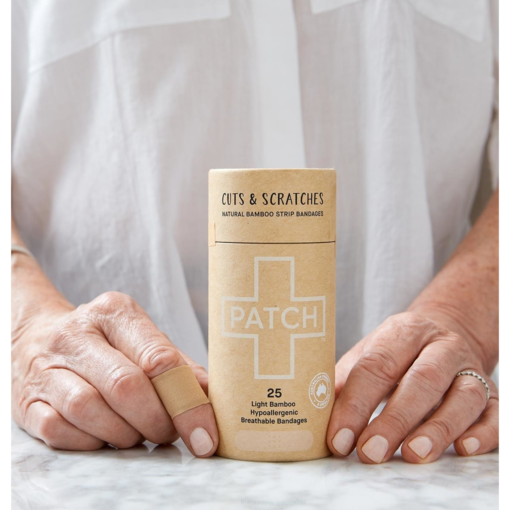 Patch Patch Cuts & Scratches Bamboo Bandages