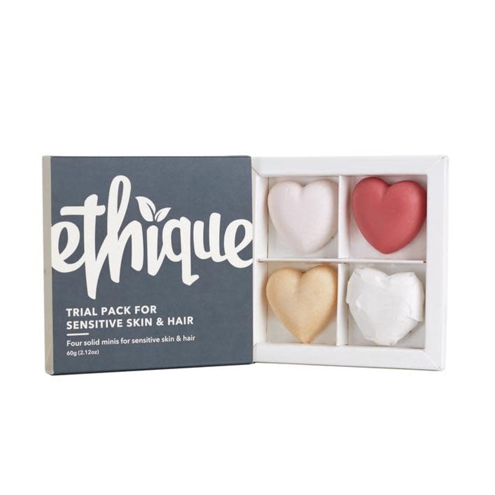 Ethique Ethique Trial Pack Sensitive Skin & Hair
