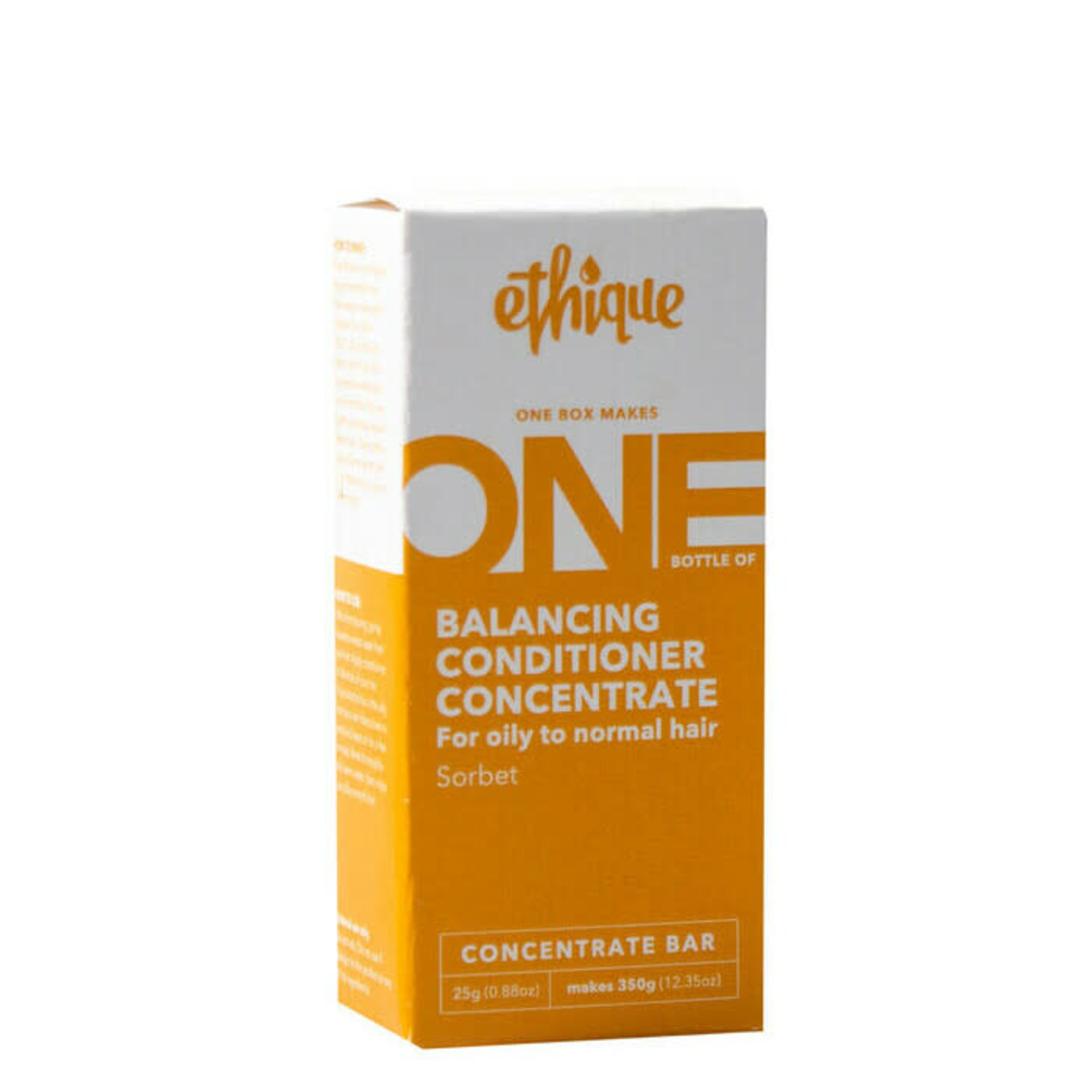 Ethique Ethique Conditioner Concentrate Bar Sorbet