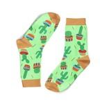 Funky Sock Co. Funky Sock Co. Bamboo Socks Cactus 2.0