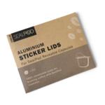 SealPod SealPod Aluminium Sticker Lids 100pk