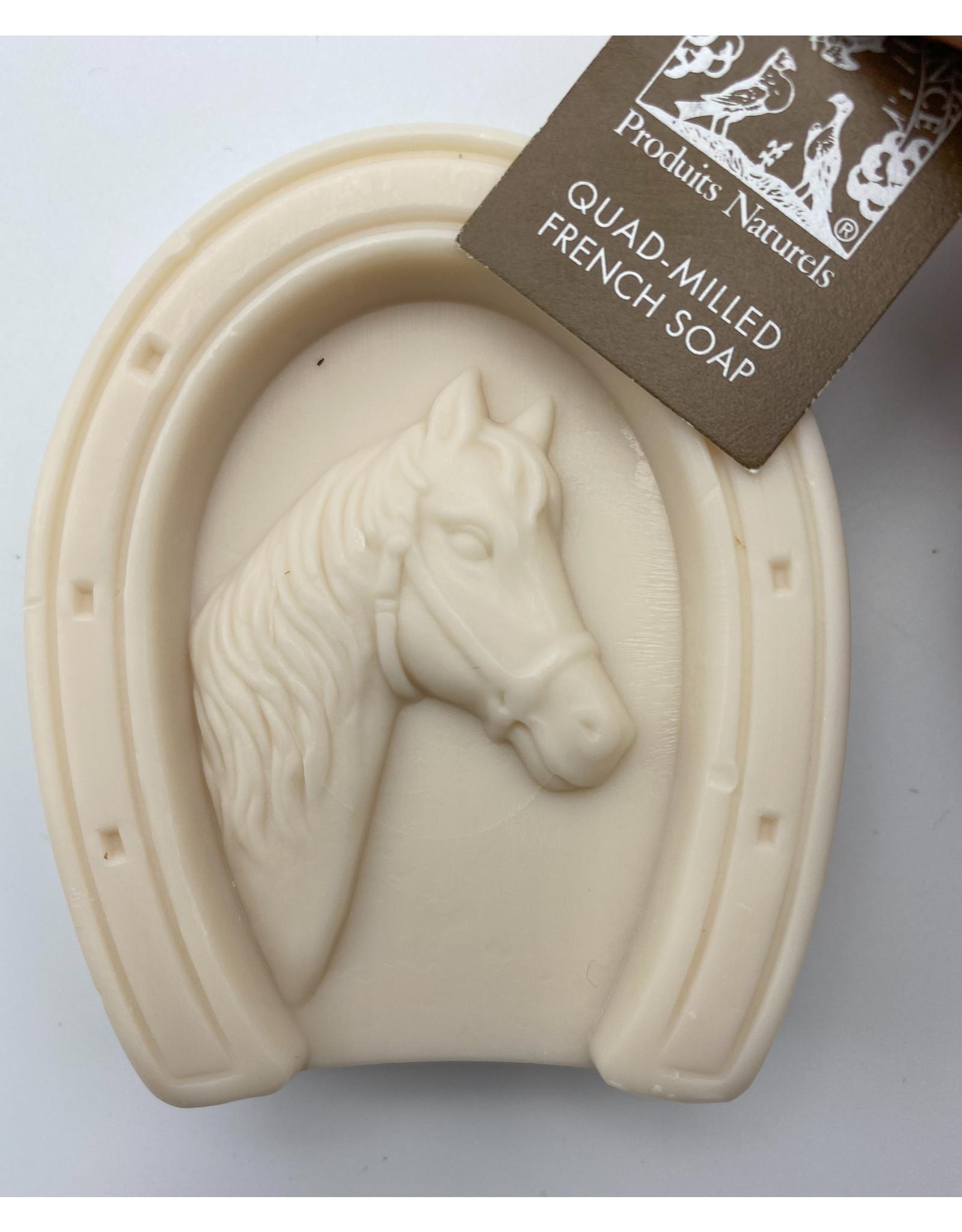 Horseshoe Almond Bar Soap