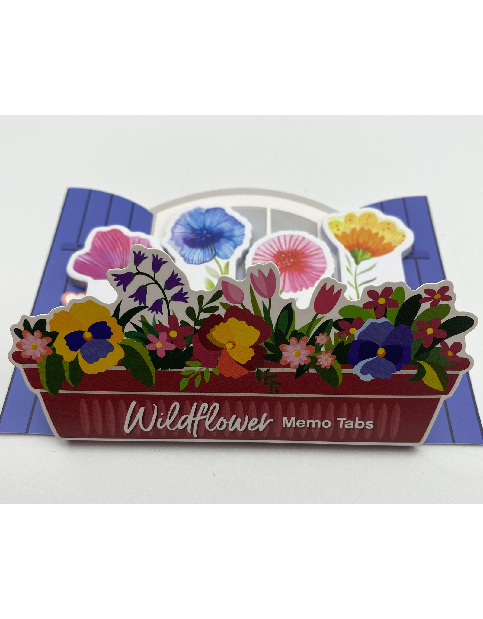Wildflower Memo Tabs
