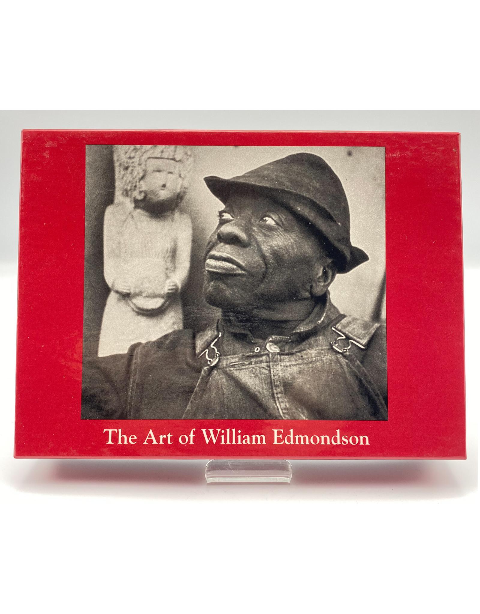 William Edmondson Notecards