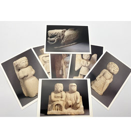 William Edmondson Postcard Set