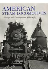 American Steam Locomotives Book